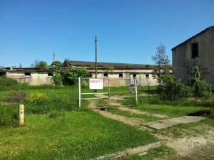 Ancien camp de L'OTAN à Croix-Chapeau