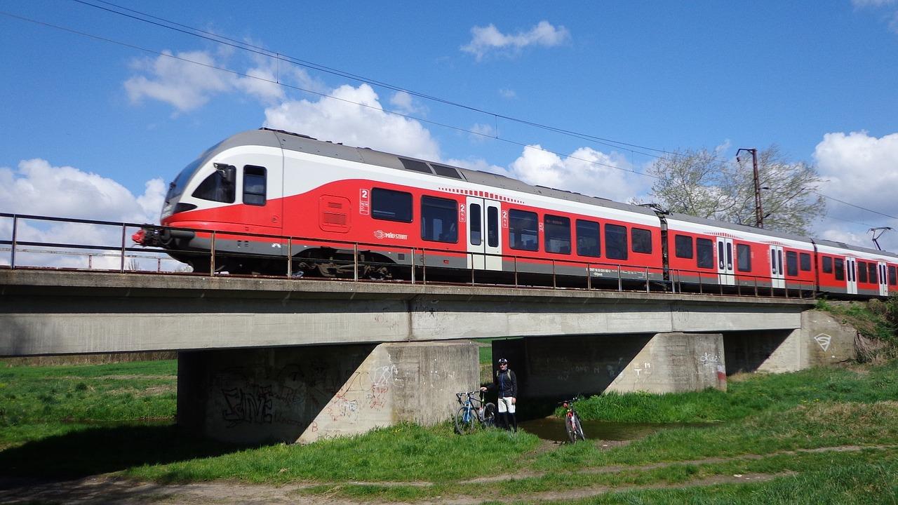C'est par le site de la DeutscheBahn (DB) qu'il faut passer pour être bien informé des trains de nuit ou de jour (TER, Intercités ou TGV) circulant en France et ne pas rester sur le bord de la voie avec son vélo. Logique !