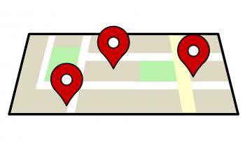 Cartographie interactive en ligne (image par Tumisu)