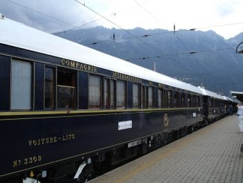 L'Orient Express, un train mythique qui structure l'imaginaire des trains de nuit. Acceptait-il les vélos non démontés ?! (photo de Neal S issue de http://fr.freeimages.com)