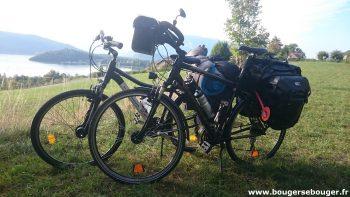 Rando vélo d'Aix-les-Bains à Lyon par la ViaRhôna
